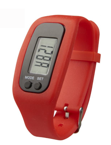 Watch pedometer