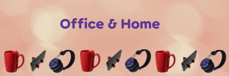 Office and home