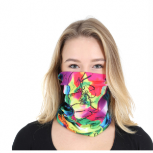 Multi functional headwear - snood