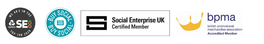 Social enterprise and BPMA logos